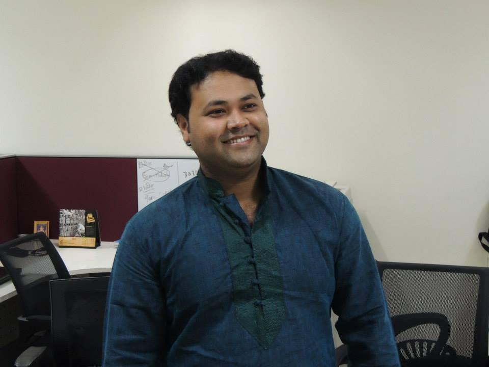 Mr. Prasanjeet Dey
